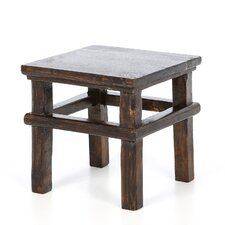 Vintage Square Top Step Stool