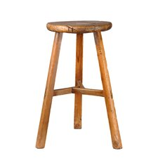 Farm Style 3 Legged Stool