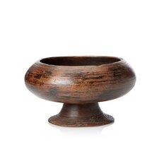 Vintage Handcarved Tibetan Alms Bowl