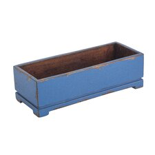 <strong>Antique Revival</strong> Classic Rectangular Planter with Legs