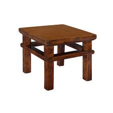 <strong>Antique Revival</strong> Vintage Square Step Stool