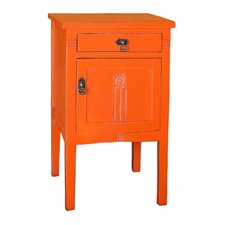 <strong>Antique Revival</strong> PL Home 1 Drawer Nightstand