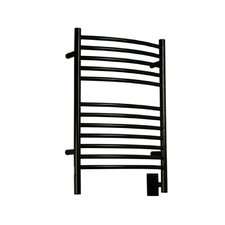 <strong>Amba</strong> Jeeves Wall Mount Electric E Curved Towel Warmer