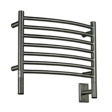 Jeeves Wall Mount Electric H Curved Towel Warmer