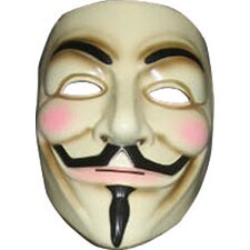 V For Vendetta Costume Mask