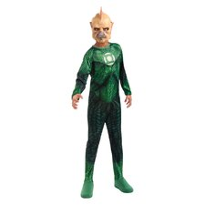 Green Lantern Standard Tomar Re Teen Costume