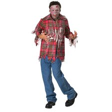 Dawn of the Dead Plaid