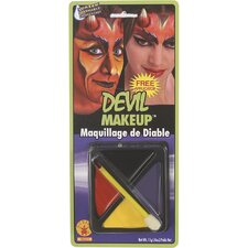 Fast Face Devil Make-up Kit