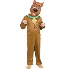 Scooby Doo Costume Blister Set