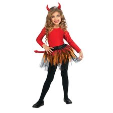 Halloween Sensations Devil Child Costume