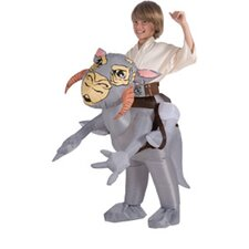 Star Wars Inflatable Tauntaun Child Costume