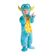 Cuddly Jungle Mr. Monster Costume