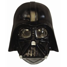 Star Wars Deluxe Darth Vader Injection Molded Mask