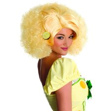 Deluxe Lemon Meringue Wig