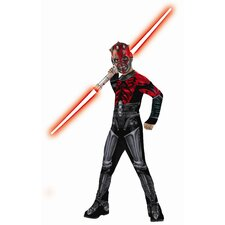 Star Wars Darth Maul Halloween Child Costume