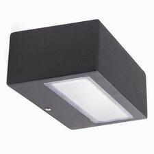 Didot 1 Light Flush Wall Light