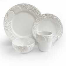 Frutta 16 Piece Dinnerware Set