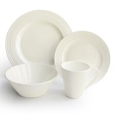 Fusion 16 Piece Dinnerware Set