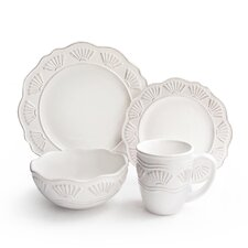 Madison 16 Piece Dinnerware Set