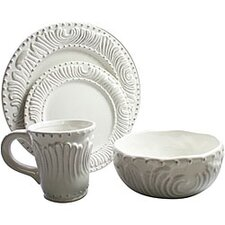 Mara 16 Piece Dinnerware Set