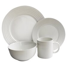 Waverly 16 Piece Dinnerware Set