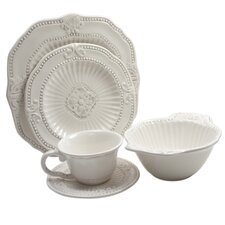 <strong>American Atelier</strong> Baroque 20 Piece Dinnerware Set