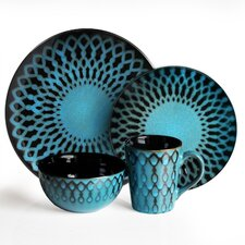 Sicily 16 Piece Dinnerware Set