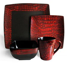 Boa 16 Piece Dinnerware Set