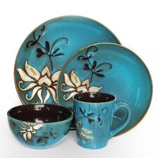 Mirabel 16 Piece Dinnerware Set