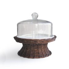 Willow Pedestal Cake Plate