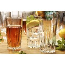 Verona Highball Glasses (Set of 6)