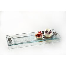 "Hibou 16"" Rectangular Platter"