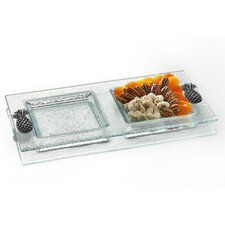 "Evelyn 14.5"" Rectangular Platter"