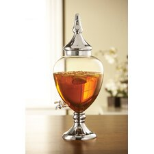 <strong>Fifth Avenue Crystal</strong> 304 Oz Glass Beverage Dispenser