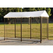 Yard Kennel Cover
