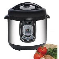 Elite Platinum 8-Quart Pressure Cooker