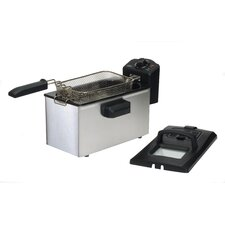 <strong>Maximatic</strong> Elite Gourmet 3.3 Liter Deep Fryer