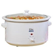 8.5-Quart Stainless Steel Slow Cooker