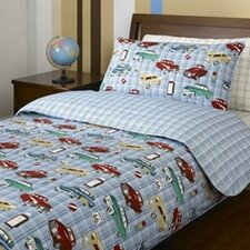 <strong>Freckles</strong> Motor Club Bedding Collection