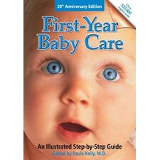 <strong>Simon & Schuster</strong> First Year Baby Care Book