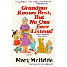 <strong>Simon & Schuster</strong> Grandma Knows Best Book