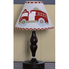 Lamp Shade - Fire Truck