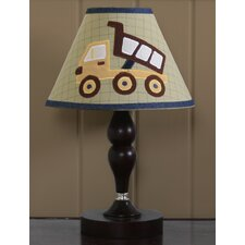 Lamp Shade - Baby Boy Constructor