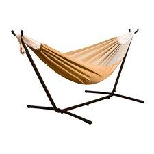 Combo - Sunbrella Hammock with Stand