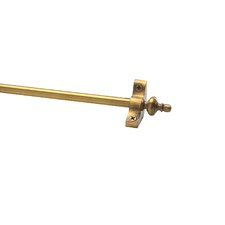 "Select 28.5"" Stair Rod Set with Urn Finials"
