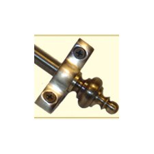 "Inspiration 28.5"" Stair Rod Set with Urn Finials"