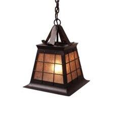 Top Ridge 1 Light Hanging Lantern