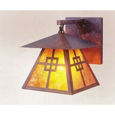 Prairie 1 Light Hanging Wall Sconce