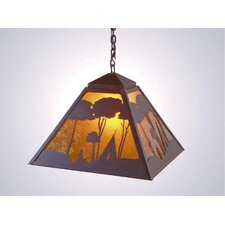 Wallowa 1 Light Swag Pendant