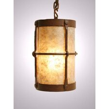 <strong>Steel Partners</strong> Ferron Forge 1 Light Pendant